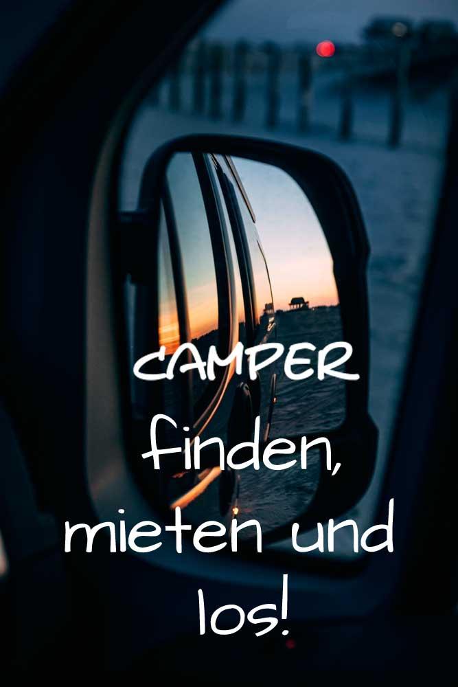 Camper finden und mieten in Augsburg